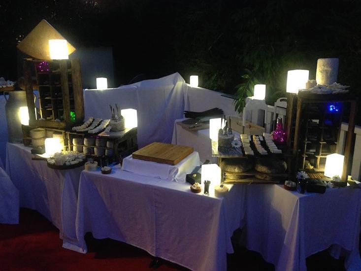 La Fromagerie l'Epicurium au Festival de Cannes