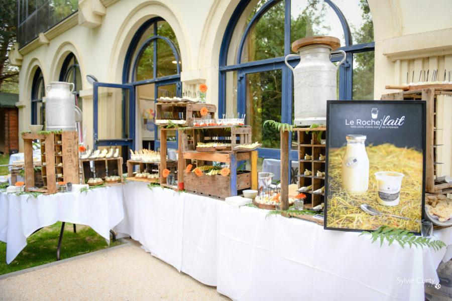 Buffet Fromages au Novotel de La Rochelle