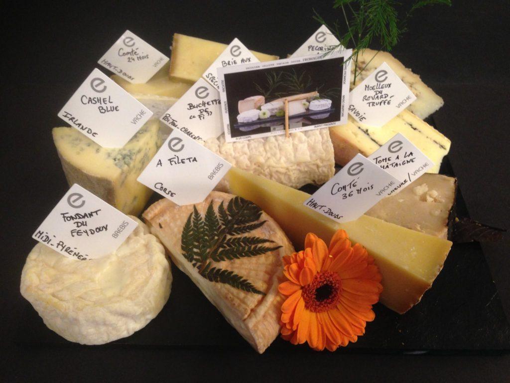 Plateau de fromage_Fromagerie_la_rochelle_lepicurium