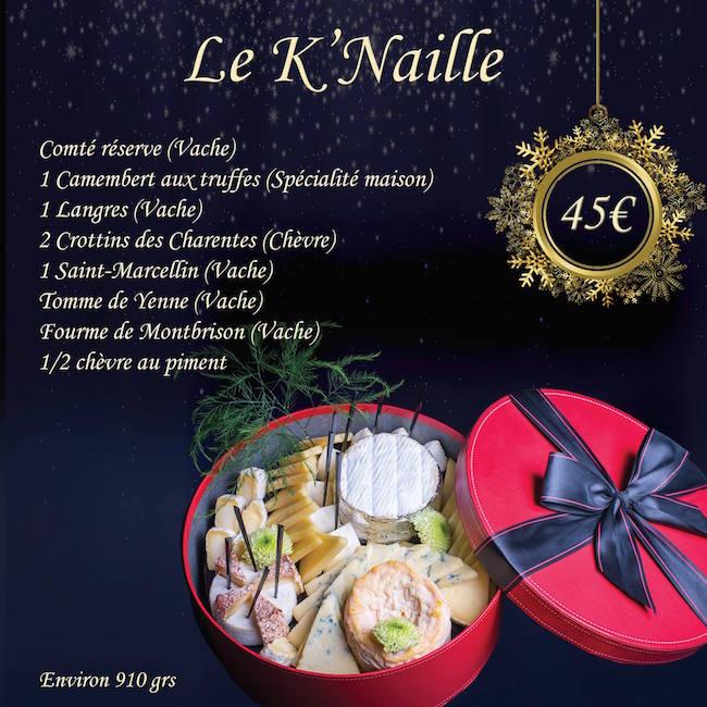 Découvrez nos Plateaux Fromages fêtes de fin d'année