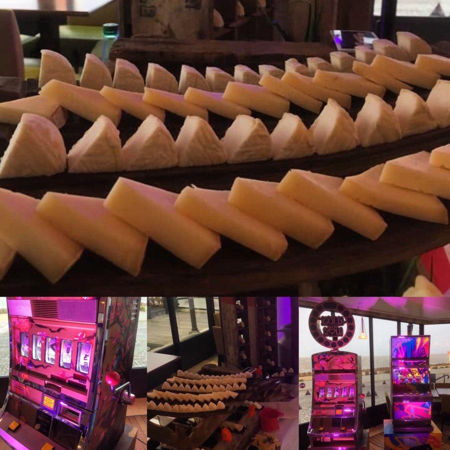 L'épicurium organise le diner fromages au Casino de Chatelaillon-Plage