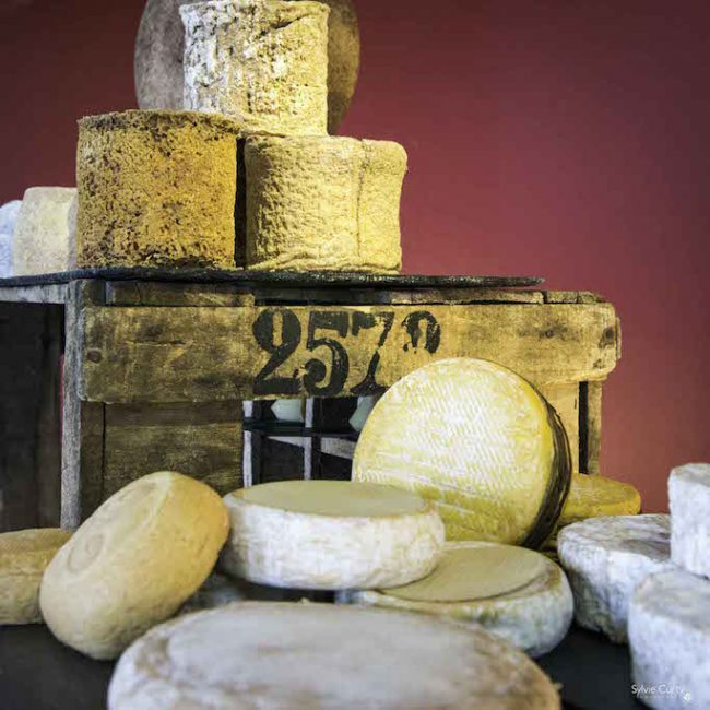 Buffet fromages fromagerie l'épicurium La Rochelle (15)