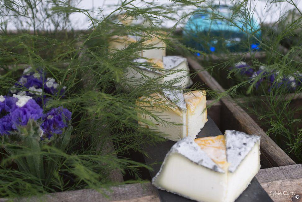 Buffet fromages fromagerie l'épicurium La Rochelle (33)