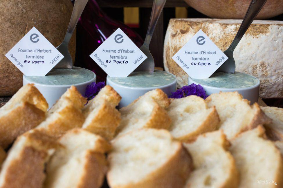 Buffet fromages fromagerie l'épicurium La Rochelle (35)