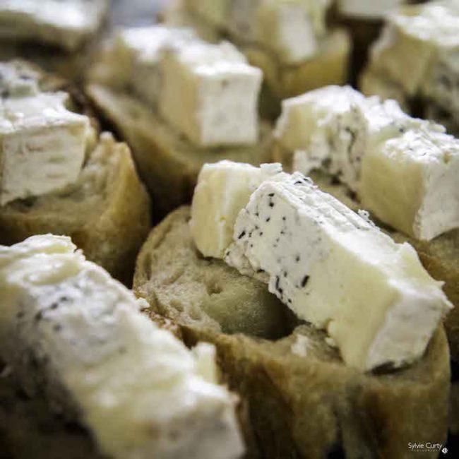 Buffet fromages fromagerie l'épicurium La Rochelle (40)