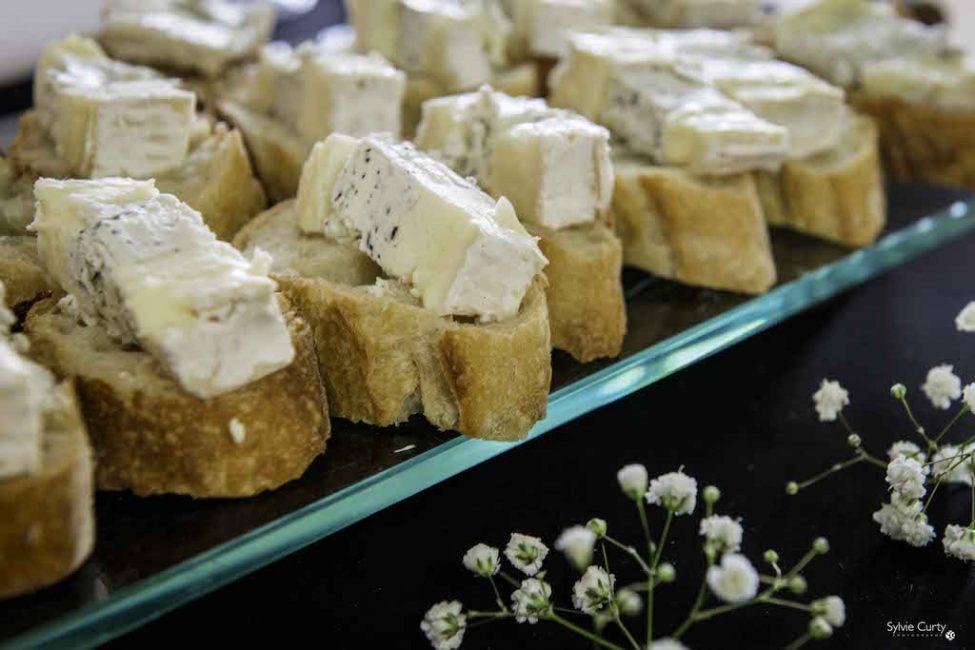 Buffet fromages fromagerie l'épicurium La Rochelle (50)