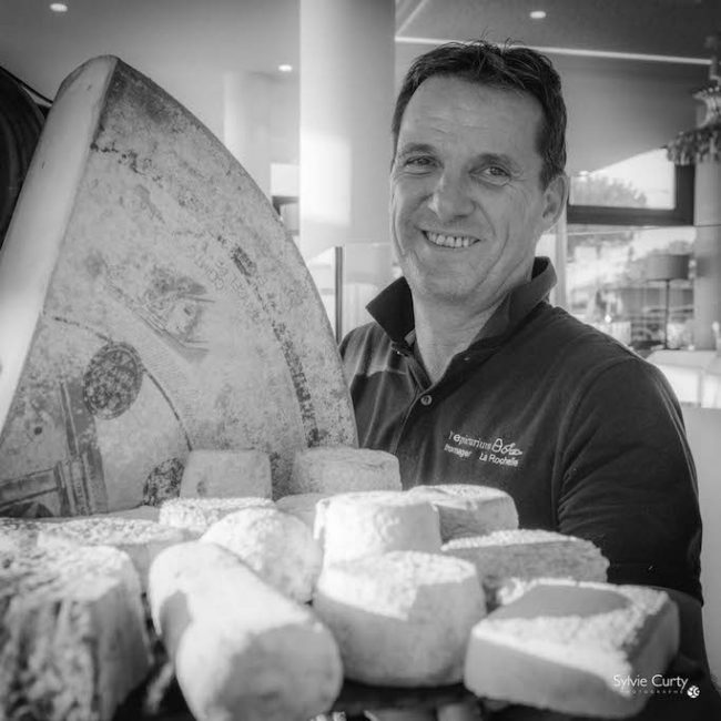 Buffet fromages fromagerie l'épicurium La Rochelle (57)