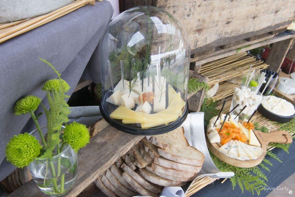 Buffet fromages fromagerie l'épicurium La Rochelle (62)