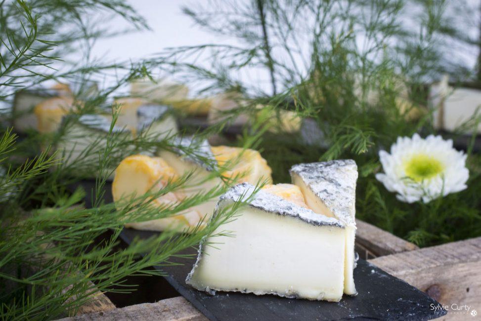 Buffet fromages fromagerie l'épicurium La Rochelle (63)