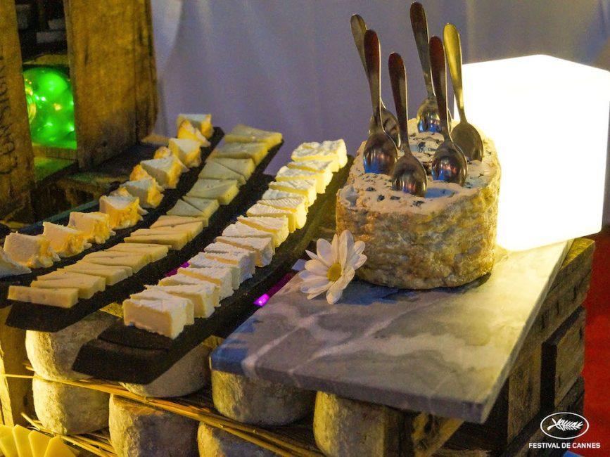 Buffet fromages fromagerie l'épicurium La Rochelle (65)