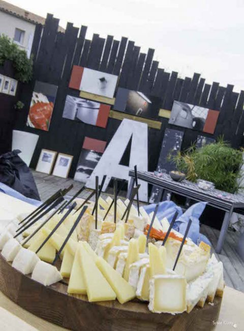 Cocktail fromages fromagerie l'épicurium La Rochelle (24) - Copie