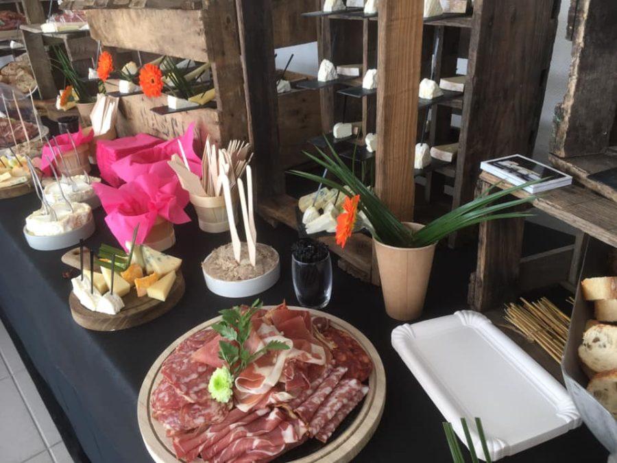 L'épicurium organise le Déjeuner chez Mercedes La Rochelle